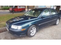 SUPER RELIABLE VOLVO S80 AUTOMATIC 79000 MILES
