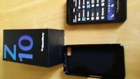 BNIB BlackBerry z10 trade for samsung s4