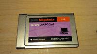 3Com 10/100 PCMCIA Network card
