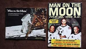 Lot#244-MAN ON THE MOON- Collectors Editions Strathcona County Edmonton Area image 1