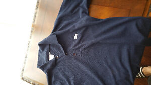 Polo pour homme, style Lacoste, taille M