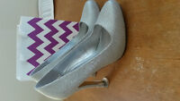 Silver Heels from Spring
