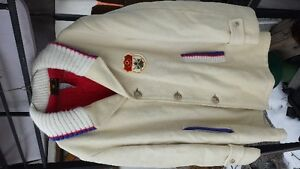 Lot#179-Vintage Olympic 1970's Kingsway Simpson Sears Wool Coat