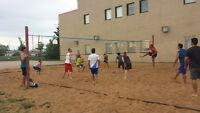 Fort McMurray Co-ed Drop-in Volleyball Group