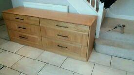 Bedroom drawer sets