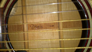 RARE EARLY 90'S TAKAMINE EF350MCR ACOUSTIC/ELECTRIC GUITAR London Ontario image 9