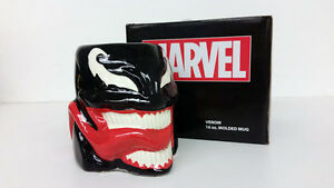 Marvel's Venom 16oz molded mug with packaging - DECEMBER SALE