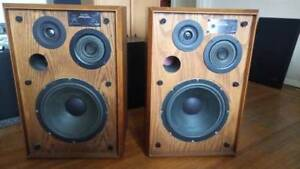Altec Model Nine Speakers