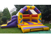 Bouncy castle (ALL LONDON COVERED FREE DELIVERY FRIENDLY STAFFS)