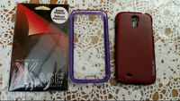 2 Cases & 2 Screen Protectors (for Samsung Galaxy S4) $35  OBO