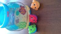 Fisher Price ocean wonders musical fish bowl