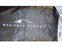 Privacy shades Skoda Superb Estate