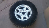 245/75R16 Goodyear Wrangler RT/S with Rim