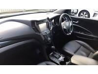 Hyundai SANTA FE 2.2 CRDi Premium SE 5dr Auto [7 Seats] (grey) 2014