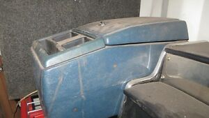 CENTRE CONSOLE FROM FULL SIZE CHEVY BLAZER/ GMC JIMMY