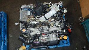 JDM Subaru Impreza WRX EJ20 EJ20T AVCS Turbo Engine 2002-2005