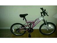 girls terrain bike