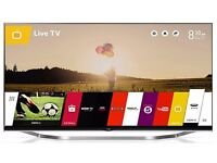 """47"""" LG Smart 3D TV with webOS"""