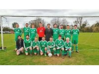 Defenders Needed for Cambridgeshire Division 1 Sunday League Football Team