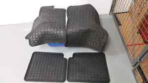 Selling Toyota Corolla Genuine all weather rubber floor mats.