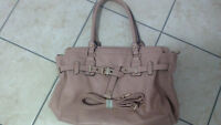 Oversize Spring Purse - Flush Shade in Color