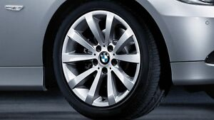 BMW OEM 17 inch Rims with Pirrelli Runflats