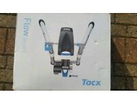 New Bike Tacx Flow Smart Turbo Trainer T2240 bike turbotrainer bluetooth connection