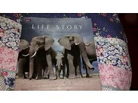 Life story book