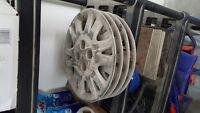 Honda civic hubcaps