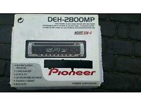 Pioneer radio / cd / MP3 player