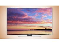 "65"" 4K CURVED Samsung UE65HU8500T television"