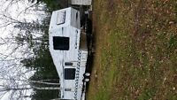 roulotte 1993 camper 5th wheel