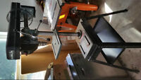 """Delta 16"""" Radial Drill Press with Stand"""
