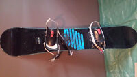 Snowboard package - Nitro Board, Boots and Bag
