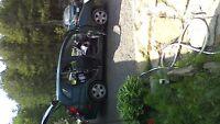 2002 Suzuki Aerio Hatchback