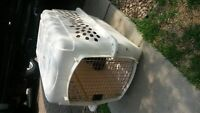 medium petmate travel kennel