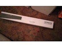 Hitachi - Black Soundbar (AXS014BTU)