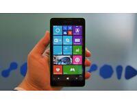 """NOKIA LUMIA 535 **UNLOCKED ANY NETWORK** 5"""" HD SCREEN smartphone"""
