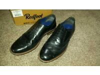 Redfoot Oxford Brogue size 10L