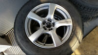 235/65R 18 Selling Winter tires and Rims