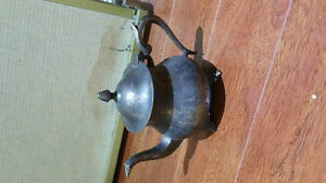 OVER 100 YEAR INDIAN ANTIQUE TEA POT FOR SALE