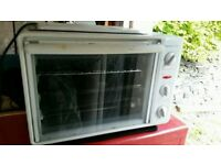 Home Tek table top combination oven and grill. Good condition