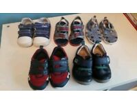 Toddler shoes (boy) Clarks 4-5 size