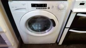 New graded Candy 8kg washing machine with 12 months guarantee