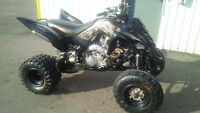 2012 Yamaha 700 R SE Raptor ONLY $46 per week OAC