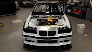 1997 BMW M3 Full Race Car Coupe (2 door)