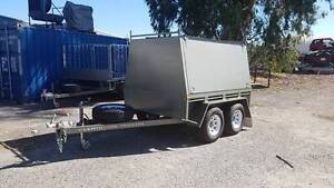 H/Duty enclosed trades trailers - Glenthorne Trailers Kenwick Gosnells Area Preview