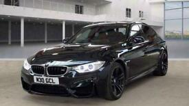 image for BMW M3 3.0 BiTurbo DCT (s/s) 4dr Saloon Petrol Automatic