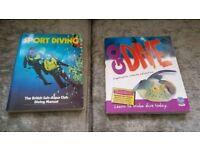 Diving scuba manual