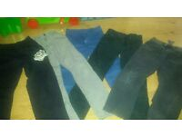 Designer bundle of boys trousers incl Armani, Boss, Next LCW Junior 8 years